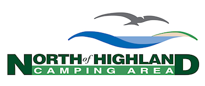 Logo North Of Highland Camping Area On Cape Cod