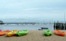 photo of Cape Cod kayak and boat rentals in Provincetown
